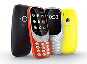 Nokia launches three Android phones, and a new-age 3310