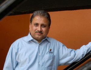 Suresh Vaswani (Pic Courtesy: IndiaToday Images)