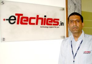 rohit chaudhary ceo etechies