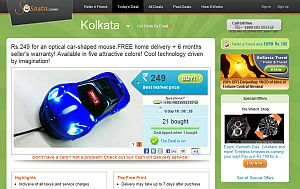 GroupOn India's Travails Continue: Domain Squatting, High