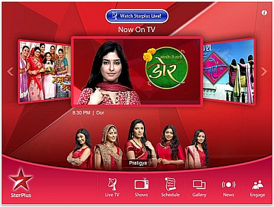 Star India Launches Star Plus App For iPhone and iPads
