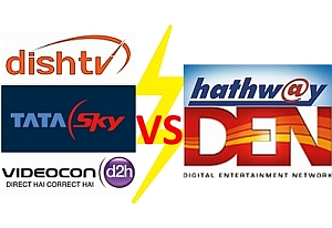 Digital Cable TV Versus DTH: Which One To Go For & Why?