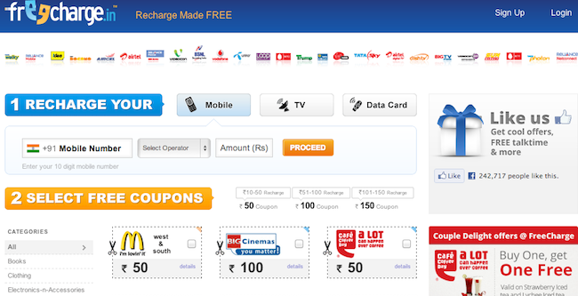 Recharge sites: How charged up are their offerings