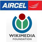 aircel+wikimedia-foundation