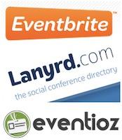 Eventbrite-Lanyrd-Eventioz