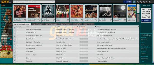 gaana.com-screenshot