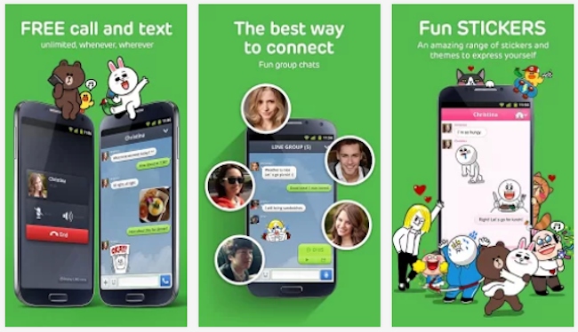 Mobile messaging app Line crosses 10M users within 3 months in India