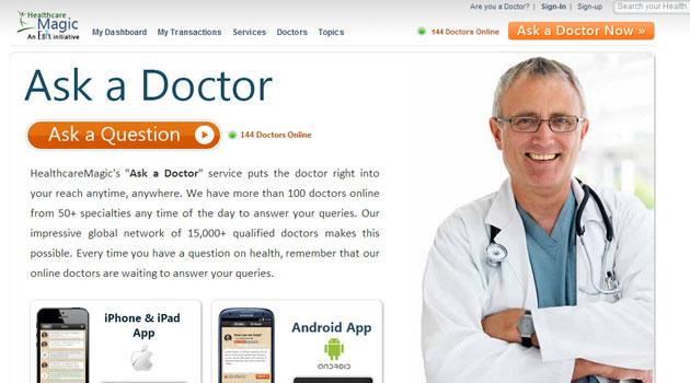 HealthcareMagic