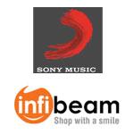 Sony_Music_infibeam_logo