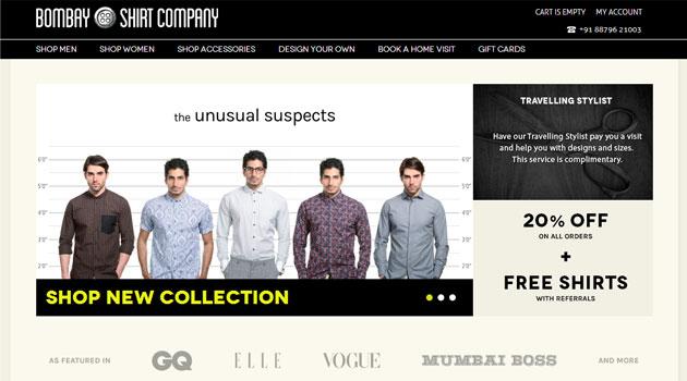 Bombay-Shirt-Company