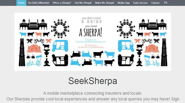 SeekSherpa