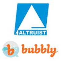 Altruist_Bubbly_logo