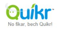 VCCircle Quikr logo