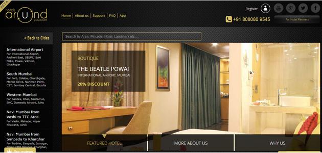 HotelsAroundYou