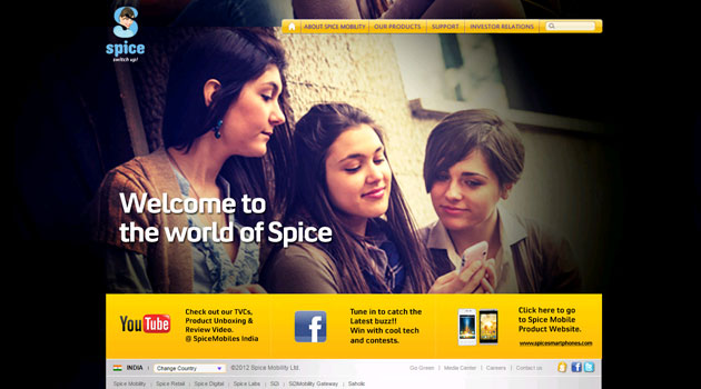Spice_Mobility