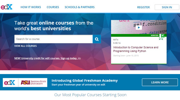 IIM-Bangalore unveils online courses based on edX platform
