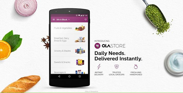 Ola-Store