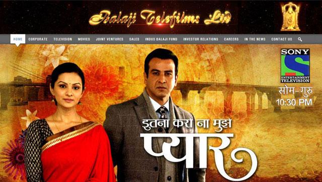 Balaji-Telefilms