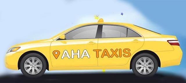 AHA-Taxis