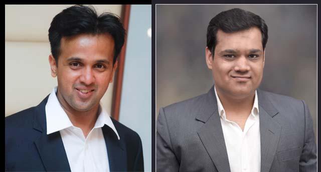 Raj Ramaswamy(left), co-founder, ShopInSync and Ashish Parnami, CTO & co-founder, ShopInSync