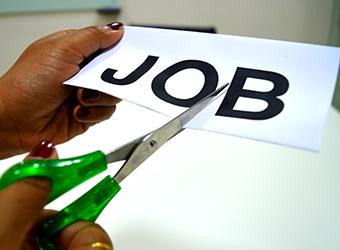 job cut
