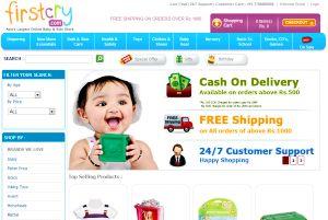 FirstCry.com Raises $4M From SAIF Partners