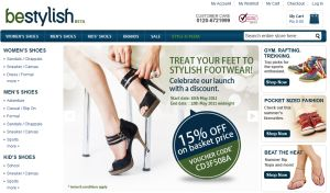 Smile Group Launches Online Shoe Store BeStylish.com