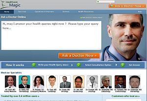 Online Health Takes Off: Healthcaremagic.com Adds 1,900 Registered Users A Day