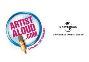 Hungama's ArtistAloud.com Partners Universal Music Group
