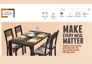 Online furniture shop UrbanLadder secures $1M from IndoUS Venture Partners