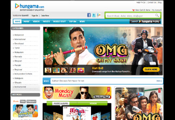 Hungama.com's movie offering expands to Middle East, Singapore launch in 3 weeks