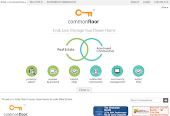 CommonFloor raises Series B funding from Tiger Global, Accel India