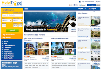 MakeMyTrip acquires international hotel booking site HotelTravel.com for $25M