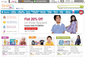 FirstCry eyes breakeven in a year; targets $250M in GMV by 2015
