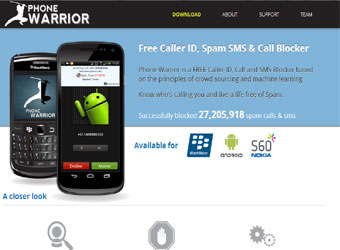 Lightspeed Venture invests in mobile spam control app Phone Warrior