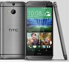 HTC's flagship One M8 with dual rear cameras, 4G LTE & more launched in India for Rs 49,900