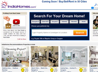 Real estate broking portal IndiaHomes raises $24.9M from New Enterprise Associates, others