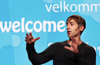 Zynga's founder Mark Pincus steps down as products chief; Q1 revenue down over 30%