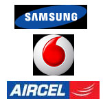 Samsung ties-up with Vodafone & Aircel for operator billing support on its app store