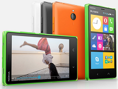 Nokia launches dual-SIM Android smartphone X2; comes with a home button, 5MP shooter & more