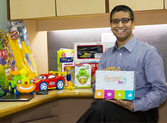We will have 100 offline stores in India by the end of this year: FirstCry CEO Supam Maheshwari