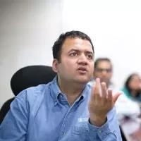 I hate the whole concept of describing Big Data as a lot of data: Mu Sigma's Dhiraj Rajaram