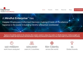 Employee productivity solutions co Sapience raises $7.4M in Series B from Orios