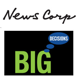 News Corp. acquires personal finance planning portal BigDecisions.com