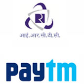 Paytm's big day: railway ticketing platform IRCTC adds Paytm wallet as a payment option