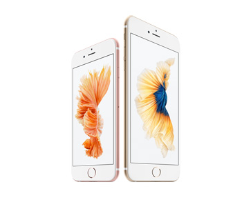 Apple unveils iPhones 6S, 6S Plus with 3D Touch