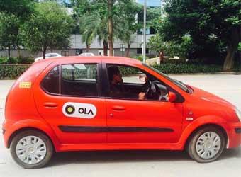 Ola raises $500M from Baillie Gifford, Didi Kuaidi and others