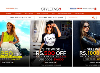 Styletag.com raises $7.6M from Embassy Group's Virwani