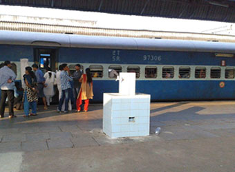 IRCTC ties up with Foodpanda for meals delivery at railway stations