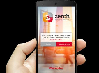 Mahindra Comviva enters local deals space with Zerch app